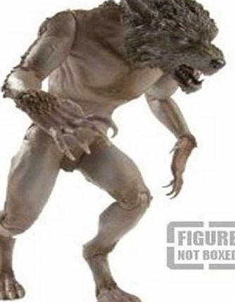 Character Options Dr Who 7`` WEREWOLF Figure from Early Episode [NOT BOXED]